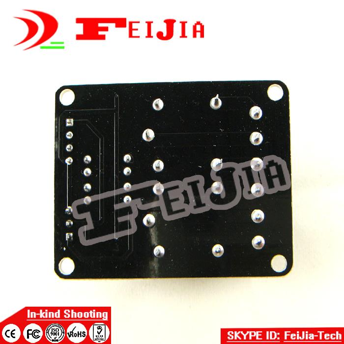 10PCS 2-Channel Relay Module Shield for Ard uino ARM PIC AVR DSP Electronic New 5V With optocoupler