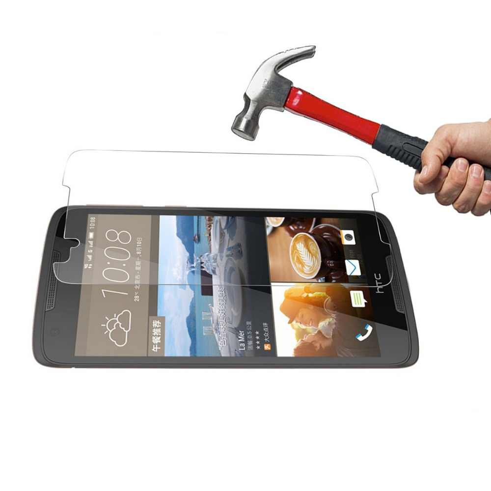 Tempered Glass for HTC Desire 526 530 620 626 628 728 816 820 825 826 828 830 Screen Protector for HTC 820 Mini Protective Film