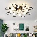 Светодиодная потолочная лампа для гостиной  спальни  кухни  плафон  Led para techo  внутреннее освещение  потолочные светильники