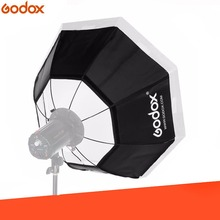 "Godox 31.5 ""/80 cm Sekizgen Fotoğraf Stüdyosu Softbox Için Evrensel Montaj K 150A/K 180A/250SDI/ 300SDI/E250/E300, vb"