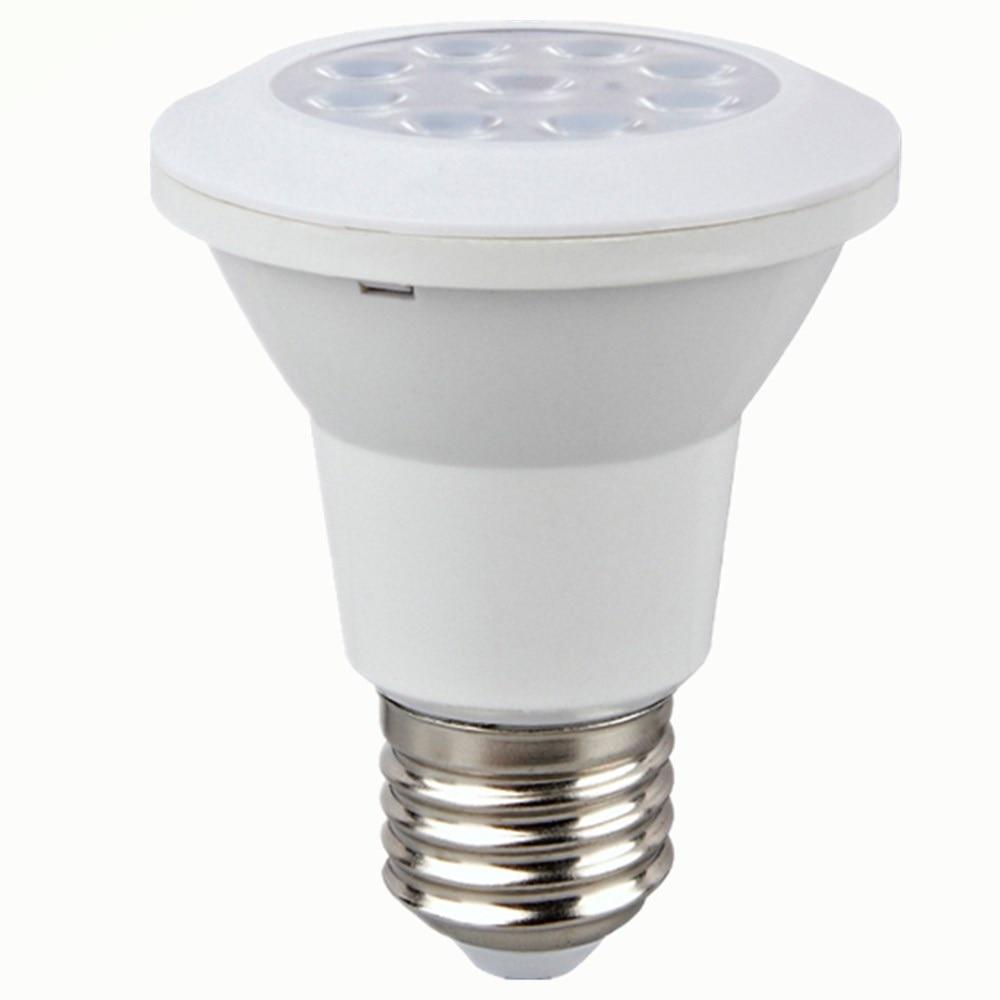 Led night light warm white - Led Spotlight Bulb Lamp E27 B22 Downlight Cold Warm White Mini Ac 230v Christmas Par Night Light 3w 5w 7w 9w New 2015
