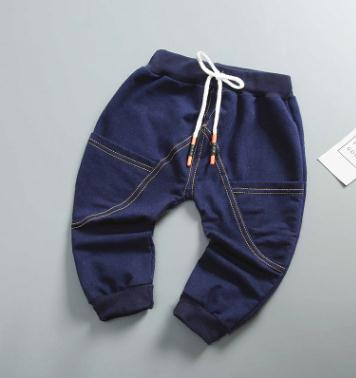 2019 Spring Autumn New Stylish Children 39 s Jeans Boys Trousers Infant Baby Girls Denim Pants Kids Jeans for 0 4 Year MY 173105 in Jeans from Mother amp Kids