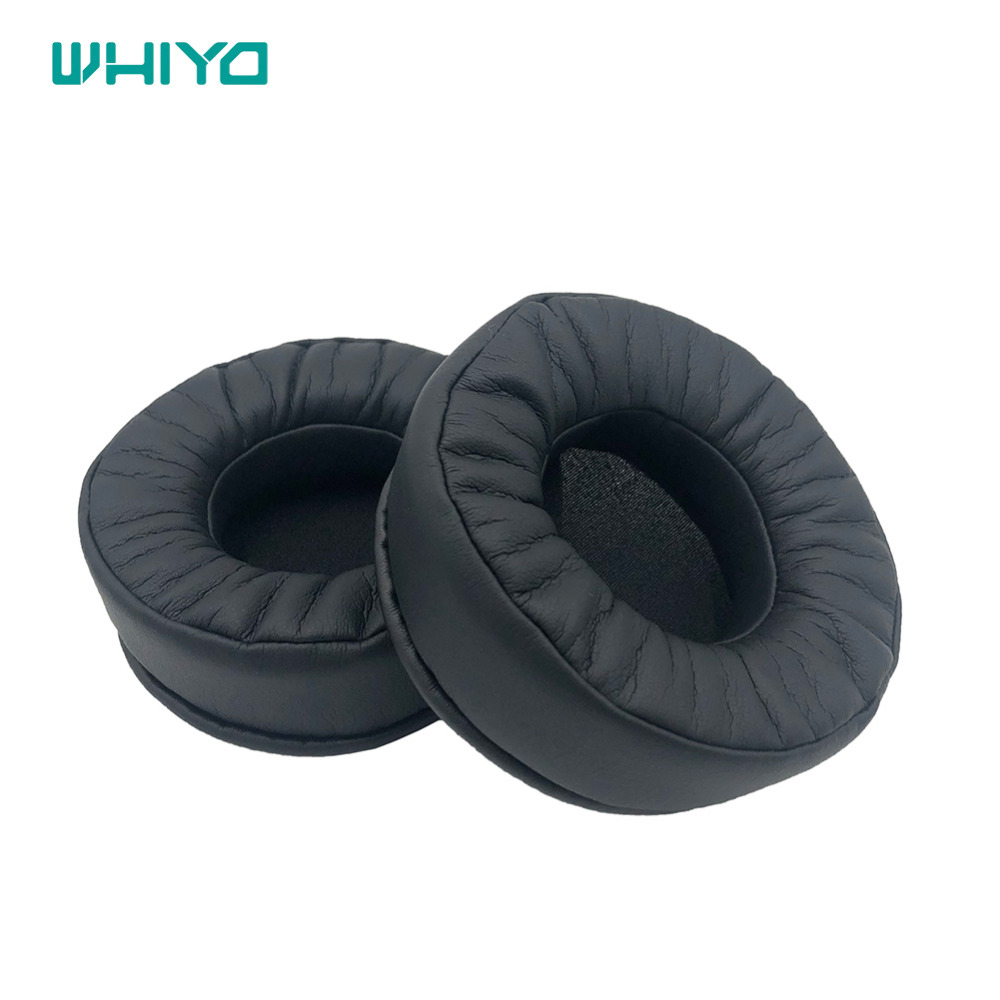 Whiyo 1 Pair Of Sleeve Earpads Replacement Ear Cover Pads Spnge For Audio-Technica ATH-AD900X ATH-A990Z Headphones