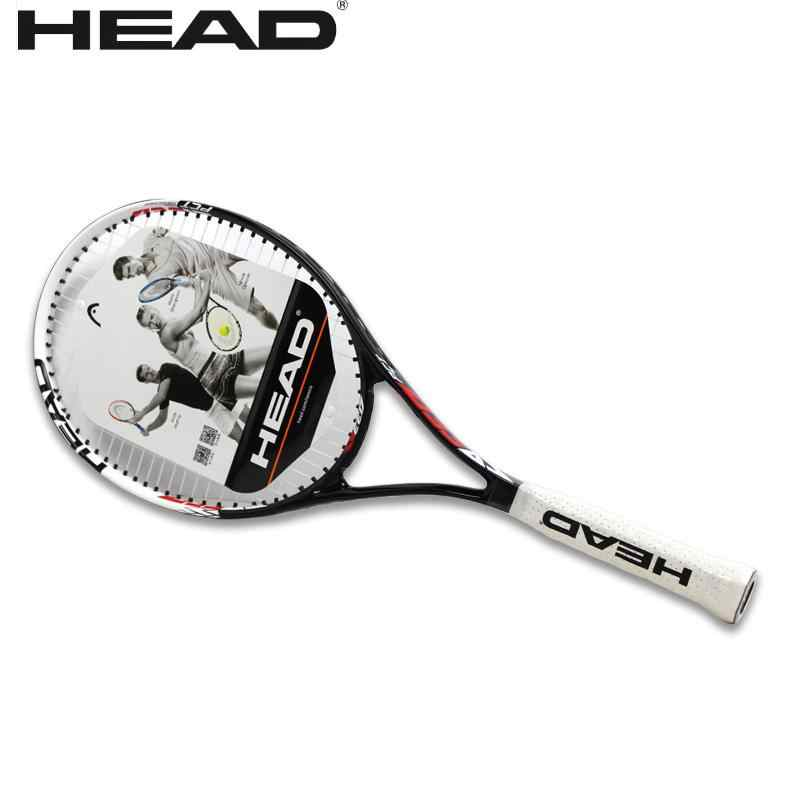 Head tennis racket Tenis Masculino Tenis Raketi high quality carbon composite  Raquete De Tenis with strung for young