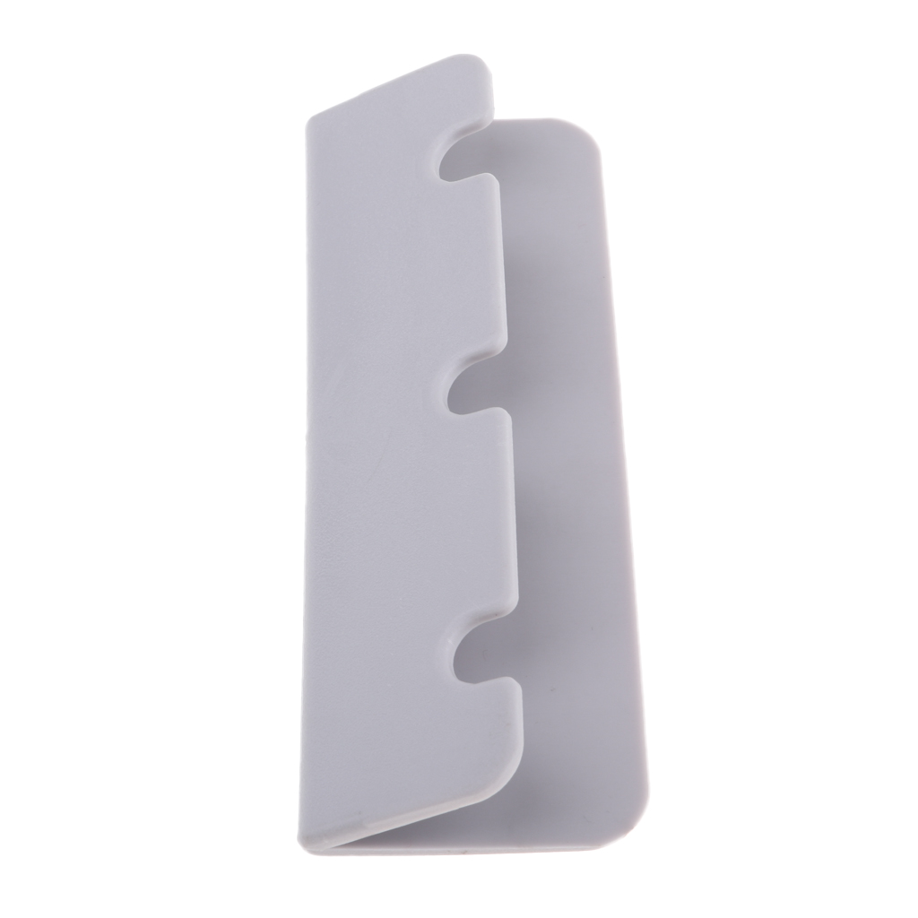 17 X 6cm PVC Boat Seat Hook For Inflatable Boat Rib Dinghy Kayak Marine Raft Boat Seat Hook Clip Clips Brackets