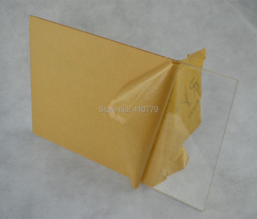 THZ acrylic clear sheet plexiglass transparent board plastic plate (15)