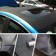 50x200 см черная шлифовальная блестящая поливинилхлоридная плёнка жемчужная Алмазная блестящая автомобильная пленка с воздушным пузырьком Автомобильная наклейка