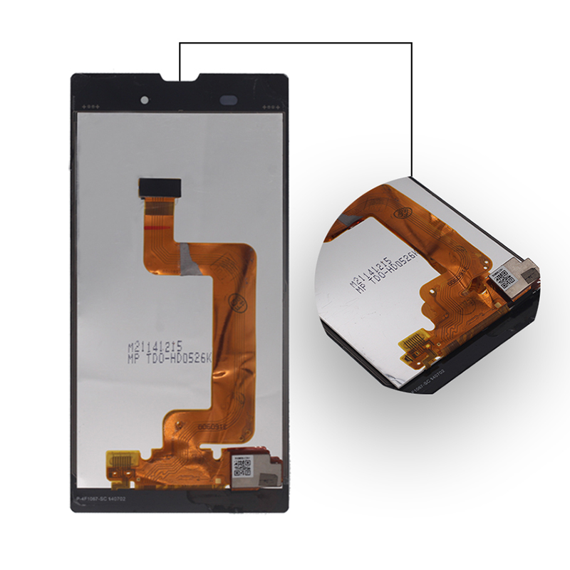 Image 2 - For Sony Xperia T3 LCD Monitor M50W D5103 Digitizer for Sony Xperia T3 Touch Monitor with Frame Phone Accessories-in Mobile Phone LCD Screens from Cellphones & Telecommunications