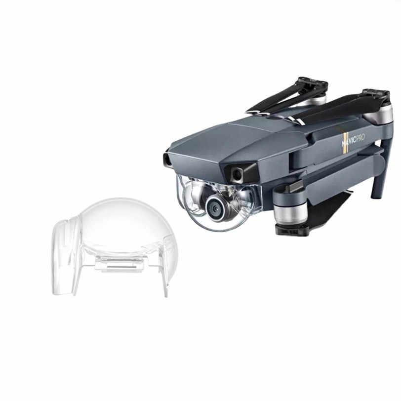 عدسة هود HD كاميرا ذات محورين حامي غطاء تغليف شفاف ل DJI MAVIC برو Jul7 المهنية سعر المصنع ملحقات طائرة بدون طيار