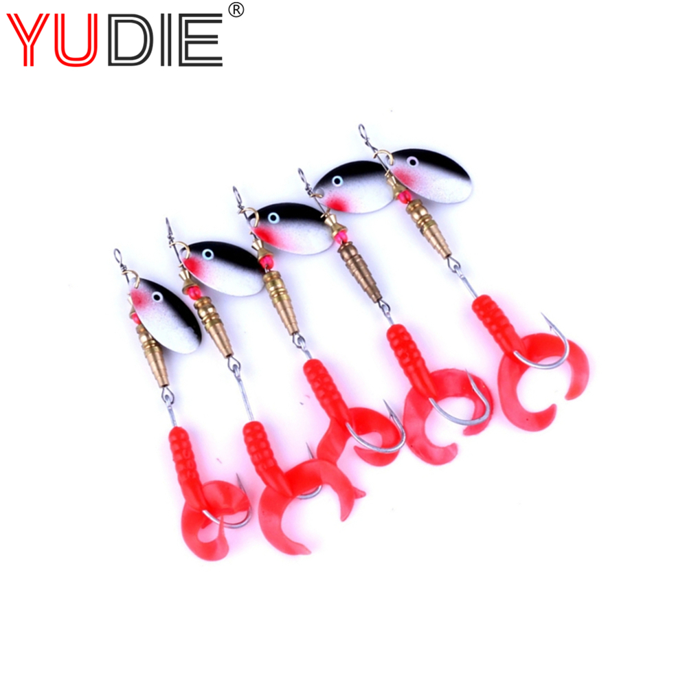 1pcs 10cm 7g Spoon Connect T-Tail Soft Lures Set For Carp Fly Fishing Bait Accessories Hooks Wobblers Tool Sport Lure