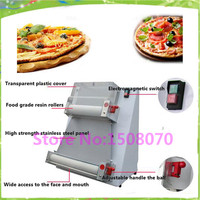 discount New design 0.5 5.5mm thickness dough sheeter making machine / pizza crust making pressing machine