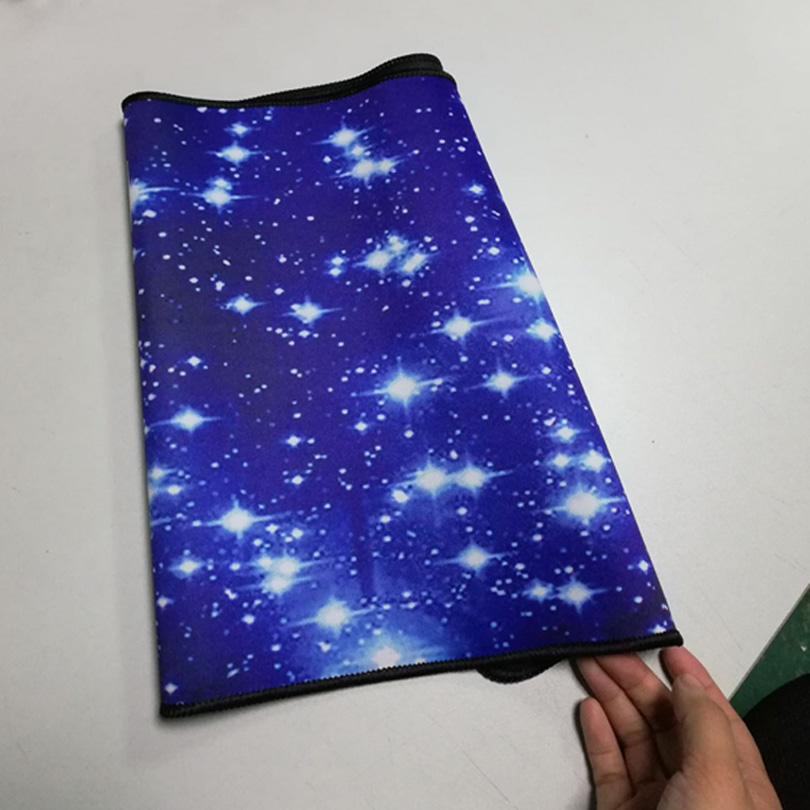 Starry Sky Large Mousepad Optical High Speed Gaming Extended Gaming mouse Mat Mouse Pad Natural Rubber Non-Slip
