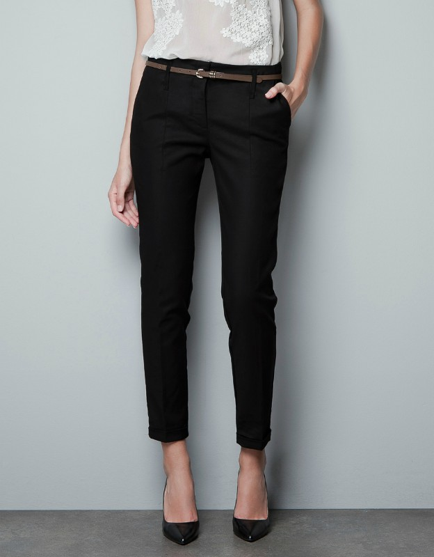Unique Straight Leg Plaid Dress Pants | Women | Reitmans