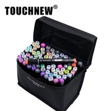 Купить 30/40/60/80 архитектурные Дизайн Touchnew маркером маркеров Краски маркер Выделите ручка красочные Краски состав Manga Книги по искусству Supplie