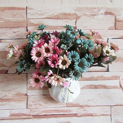 AliExpress & US $4.1 9% OFF|Handmade Flower Vase Wall Hanging Vase Decoration Flower Basket Pots Gift-in Vases from Home \u0026 Garden on Aliexpress.com | Alibaba Group