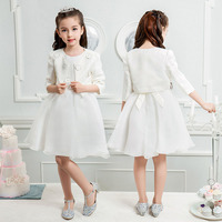 The Girl Long Sleeved Princess Dress Summer Autumn For Size 6 7 8 9 10 11