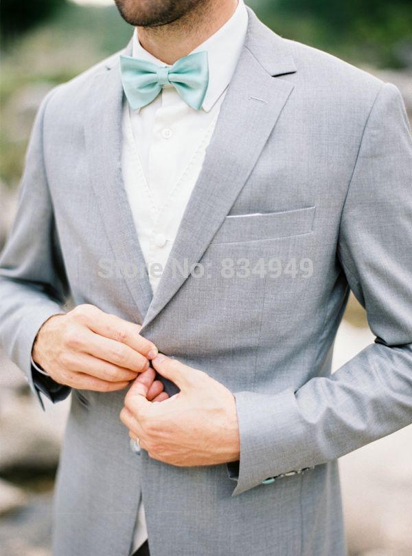 Popular Ash Wedding Suits-Buy Cheap Ash Wedding Suits lots from ...