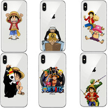 coque iphone 8 one piece luffy