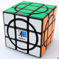 [MF8 sobre tres pegatinas Edición Jupiter] La barra de tercer orden cubo mágico magia ocho planetas más de 3 juego del cerebro