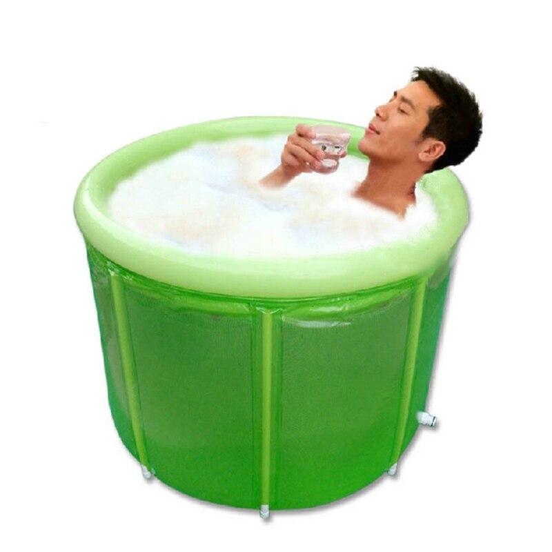 Baignoire gonflable enfants baignoires gonflables portables adultes beauté baignoire maison PVC baignoires gonflables produits de salle de bain
