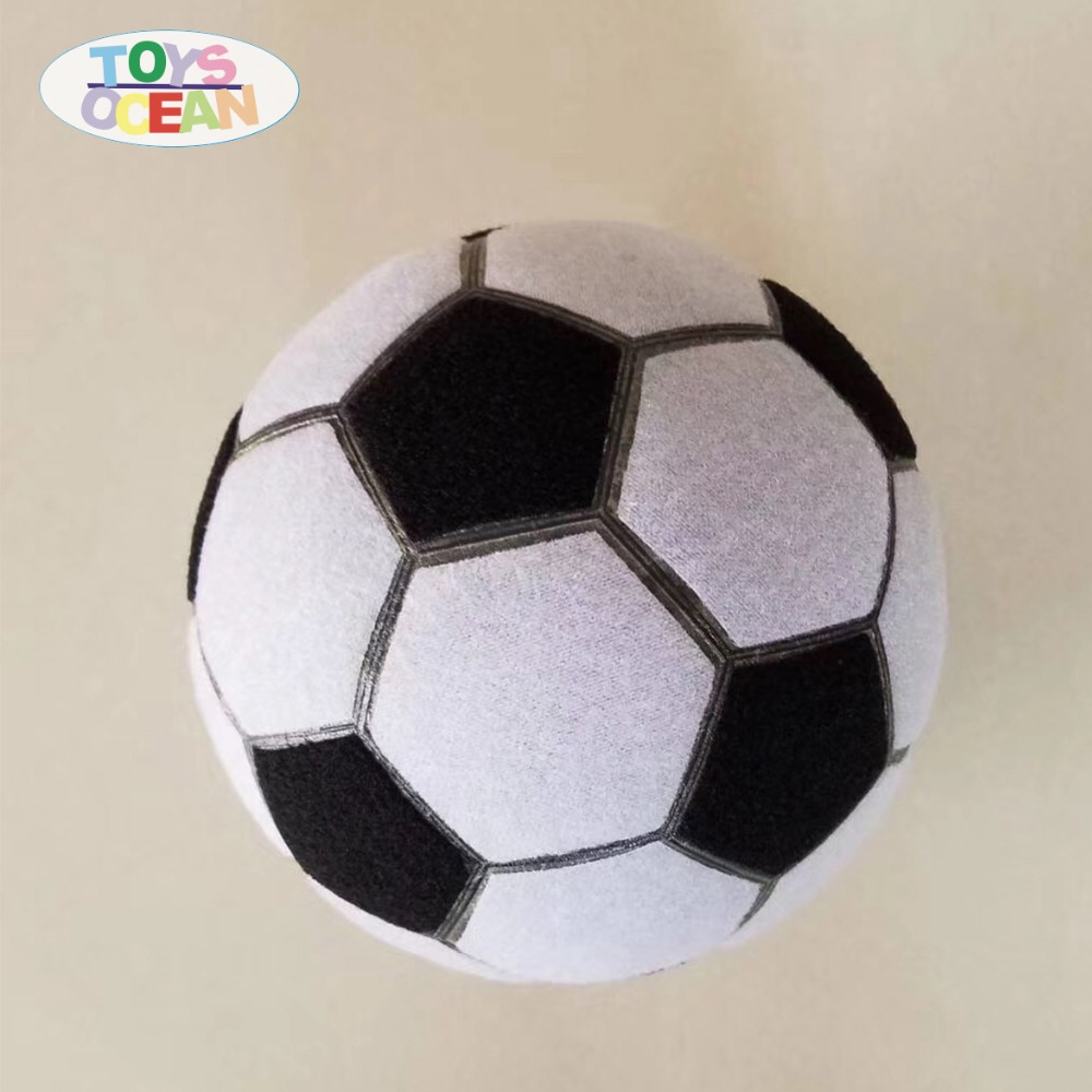 Colorful velcro soccer ball Soccer balls with velcro covers velcro football for sale soccer balls size 4