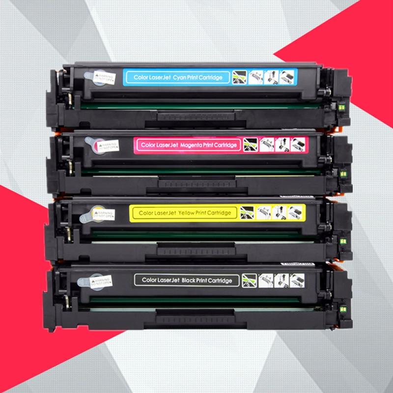 4PK Compatible toner cartridge CB540A 540A CB541A CB542A CB543A 125A for HP laserjet 1215 CP1215 CP1515n CP1518ni CM1312 printer4PK Compatible toner cartridge CB540A 540A CB541A CB542A CB543A 125A for HP laserjet 1215 CP1215 CP1515n CP1518ni CM1312 printer