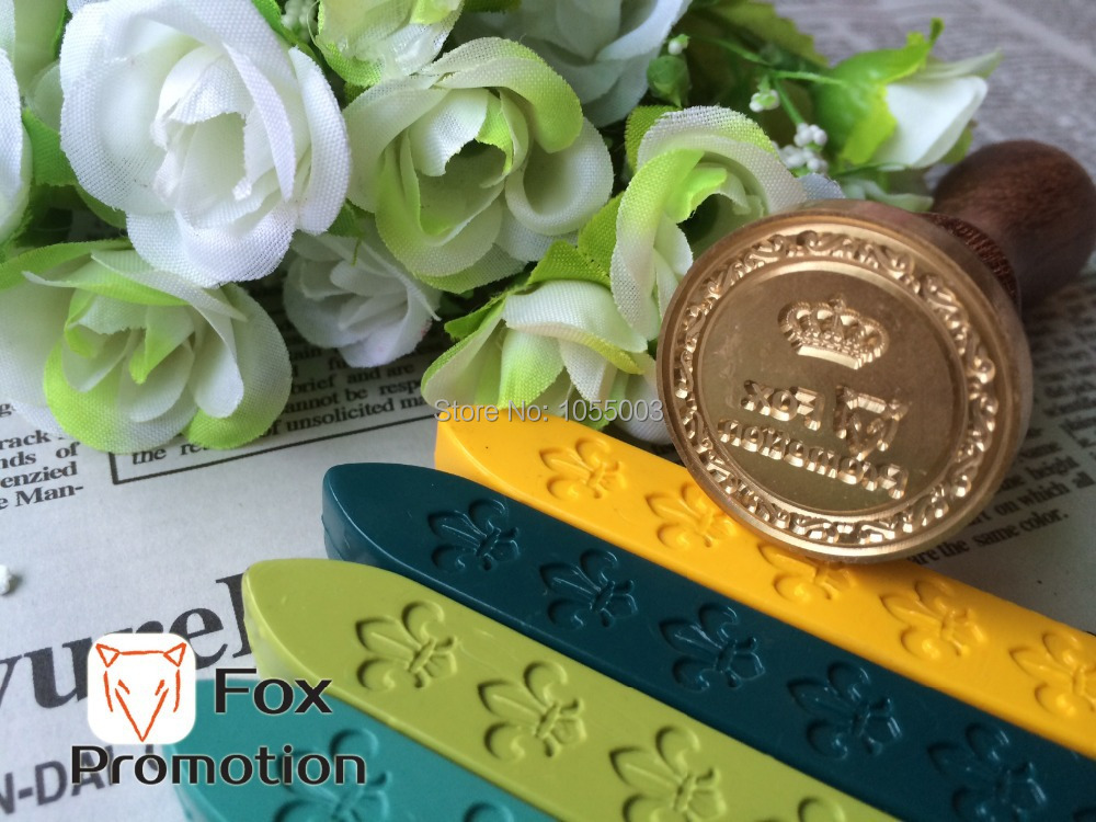 Customize Stamp Wedding Logo League DIY Gift Only Ancient Seal Stamp Personalized Stamp Wax Seal To