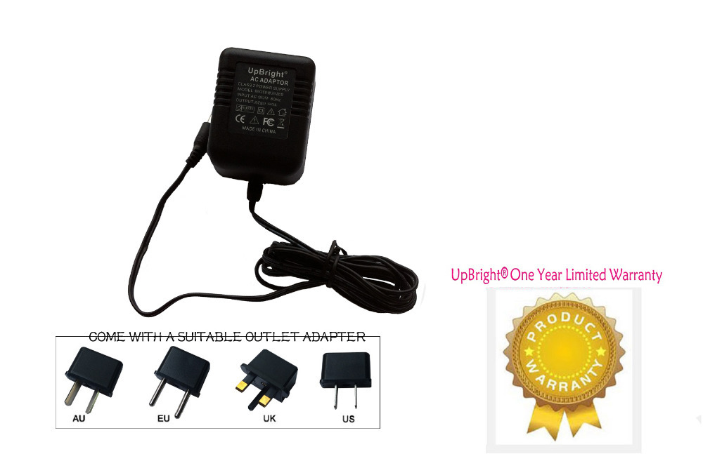 yan 9V AC//AC Adapter Charger for Digitech RP355 Effects Processor Power Supply Cable