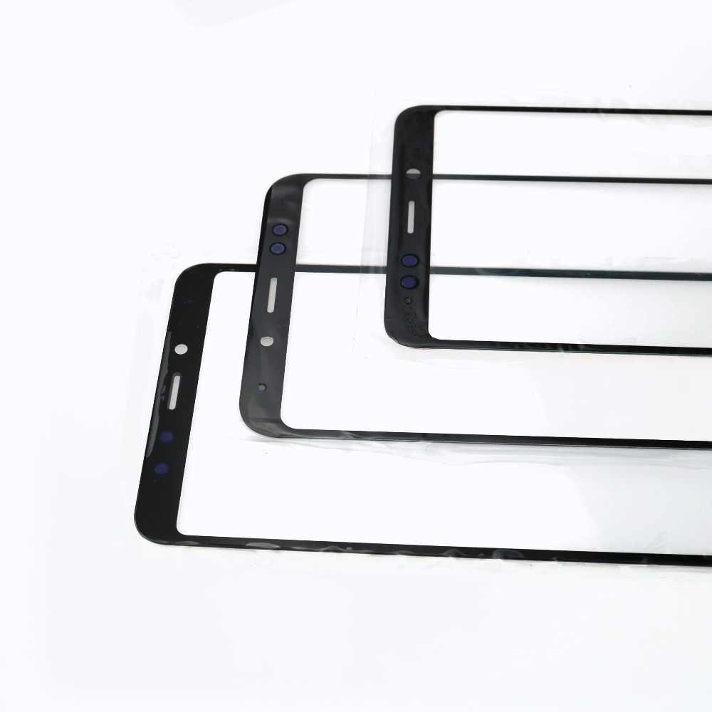 Jcd untuk Xiaomi Redmi 5 Plus Note5 Depan Sentuh Layar Kaca Outer Panel Fit Penggantian untuk Redmi 5/ 5 Plus/Note 5