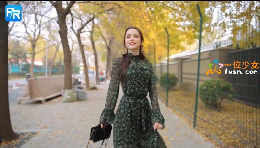 【视频】来自俄罗斯的顶级颜值99后小姐姐:Dasha Taran_图片 No.3