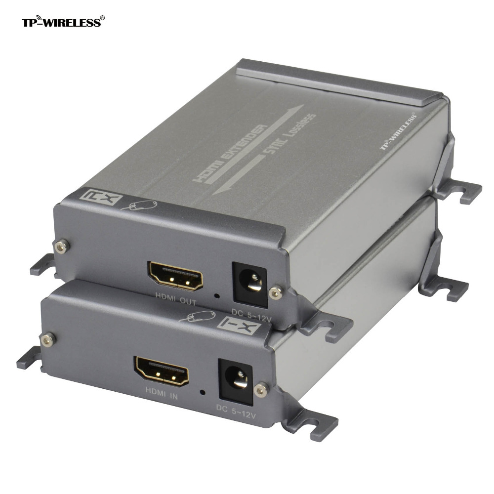TP-HDMI04K HDMI Extender Loss-less No-delay KVM 1080P 3D Extender over Single Cat6e/6/5e/5 Maximum 262ft USB+HDMI POE Support mirabox usb hdmi kvm extender up to 80m over cat5 cat5e cat6 cat6e lan rj45 single cable lossless non delay with mouse control