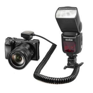 Image 5 - Meike MK FA02 3M 10Ft 118 Zoll TTL Off Kamera MI Multi Interface Heißer Schuh Flash Sync Kabel Für sony A9 A7M3 A7R3 A7M2 A7R