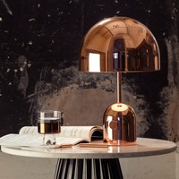 Modern Designer Minimalist Fashion Mushroom Creative Studio Art Design table lamp Marsden Bed Desk Lamp A358