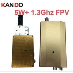 5W+ AV sender 1.3Ghz transceiver for cctv 1300mhz FPV transmitter 1.3G Transmitter Receiver,1.3G transmitter drone transmitter