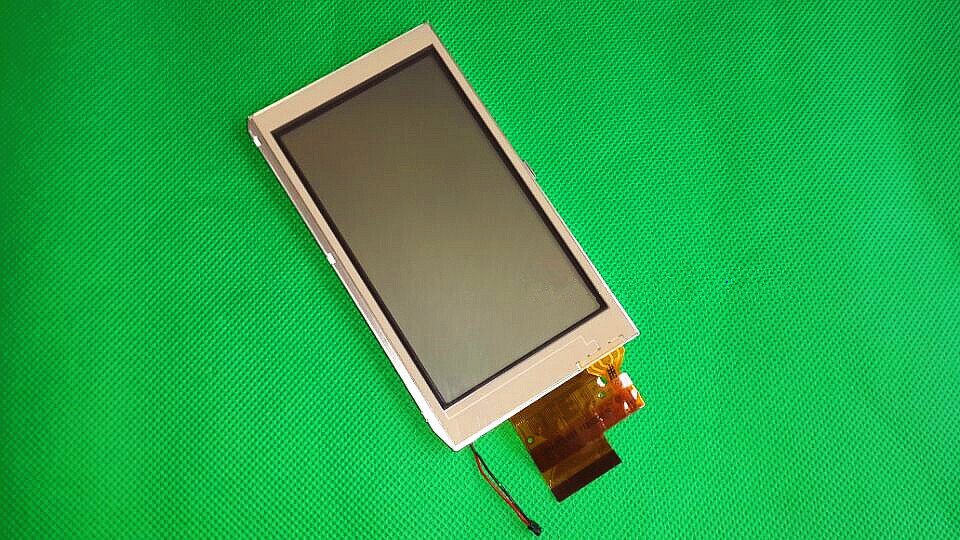 4.0 inch LCD screen for GARMIN MONTANA 600 600t Handheld GPS LCD display Screen with Touch screen digitizer Repair replacement 4 inch lcd screen lq040t7ub01 for garmin montana 600 600t handheld gps lcd display screen with touch screen digitizer repair