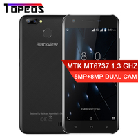 Blackview A7 Pro 4G LTE Mobile Phone Android 7 0 MTK6737 Quad Core 5 0 HD