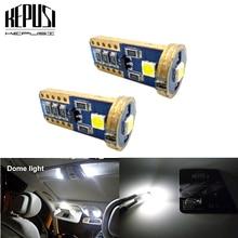 2x Canbus LED T10 W5W SMD Car LED Light Interior Lamp Bulb White For Hyundai ix35 elantra solaris creta i20 getz tucson sonata салонная лампа 006 ix35 led