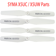4 PCS Propellers For Syma X5UC X5UW Rc Helicopter Screws Rc Quadcopter Blade Parts Drones Spare Parts