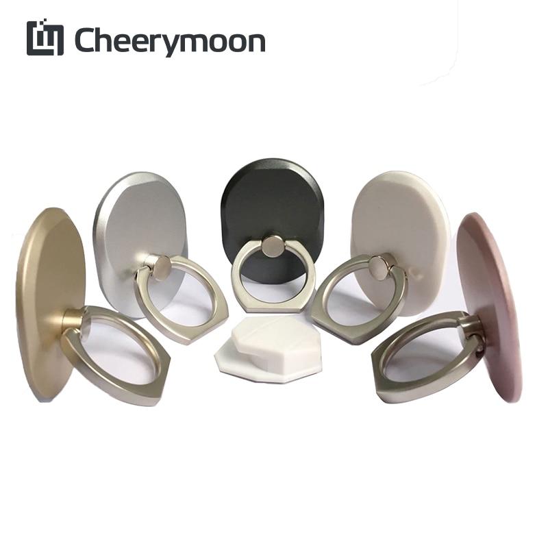 CHEERYMOON Seria Q 6 kolorów Uchwyt Uniwersalny pierścień do - Części i akcesoria do telefonów komórkowych i smartfonów - Zdjęcie 4