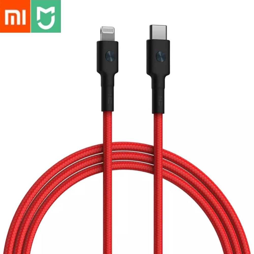 Xiaomi ZMI USB C To Lightning Type C For Lightning MFI Certified 3A 18W Fast Charge PD For iPhone+Ipad Data Cable Charging Cable|Mobile Phone Cables|   - AliExpress