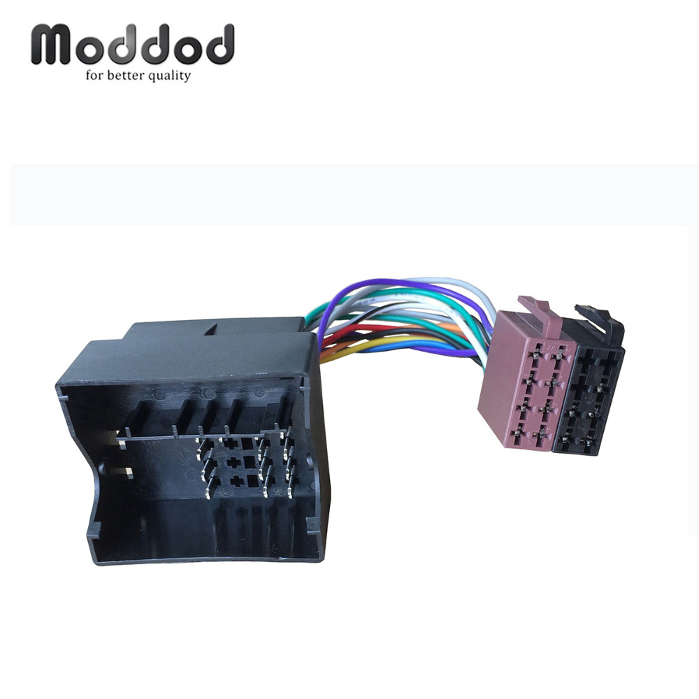 medium resolution of aliexpress com buy for bmw land rover connector defender plug new iso wiring harness radio cable adaptor kit from reliable cable tv cable type suppliers