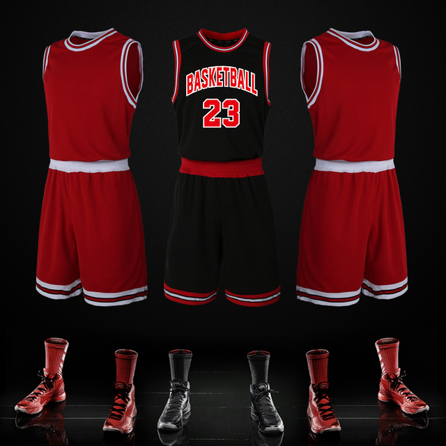 67ea1c0e9ca Free Shipping Custom Team Basketball Jerseys Adults/Youth/High school Basketball  Uniforms Add Your Own No./Name/Logo #001