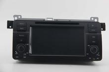 ZESTECH Car DVD Player Stereo  GPS Navigation for BMW 3/E46 Series Support iPhone 6Plus/6/5 Audio Input BT FM AM SW-Control