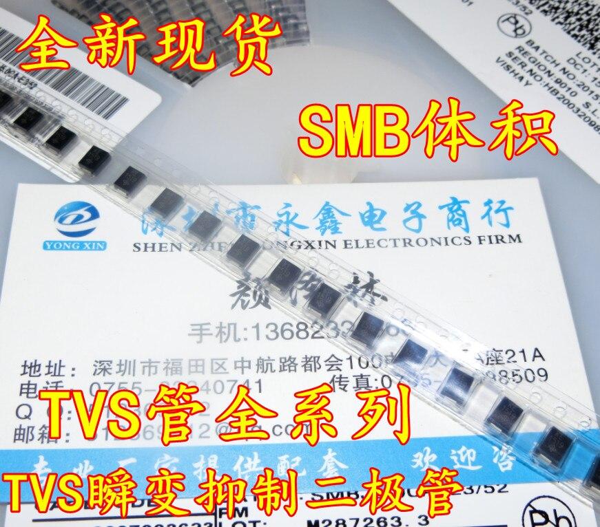 Free shipping 100PCS Hot Sale SMB SMBJ24A SMBJ24 in Stock