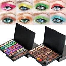 54 цвета косметическая пудра Shimmer пудра для век долговечный макияж натуральный Shimmer Matt Eyesh