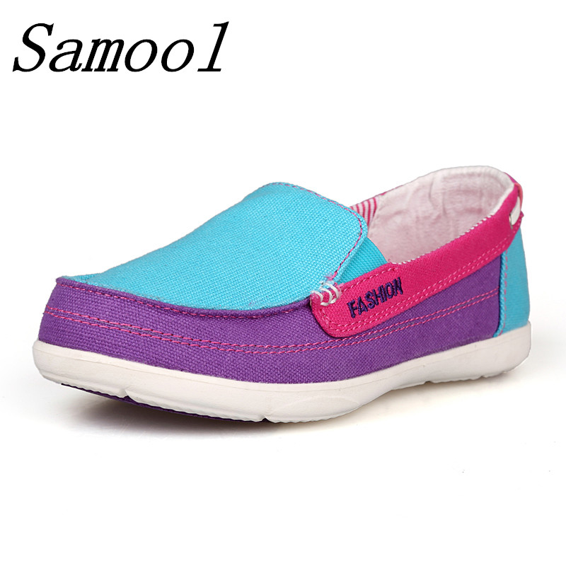 2018 Fashion Summer Woman Canvas Shoes Breathable Casual Shoes Women Shoes Loafers Comfortable Ultralight Lazy Shoes Flats jx4 2017 summer shoes new canvas flats women lazy thick crust shoes fashion women loafers b1865