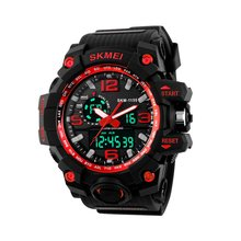 SKMEI Watch Sport Men LED Digital Wristwatch 50M Waterproof Sports Watch Personality Alarm Watch Relogio Watches цена в Москве и Питере