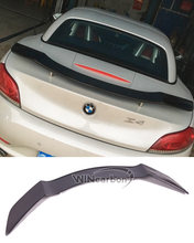 Real Carbon Fiber Rear Wing Roof Trunk Boot Lip Spoiler For BMW Z4 E89 2009-2013(China)