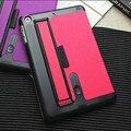 """Мода Tablet Смарт Case 7.9 """"для iPad Mini 3 ИСКУССТВЕННАЯ Кожа Стенд Крышка для iPad Mini 2 Retina Назад Case Громкий Динамик Рук Владельца"""
