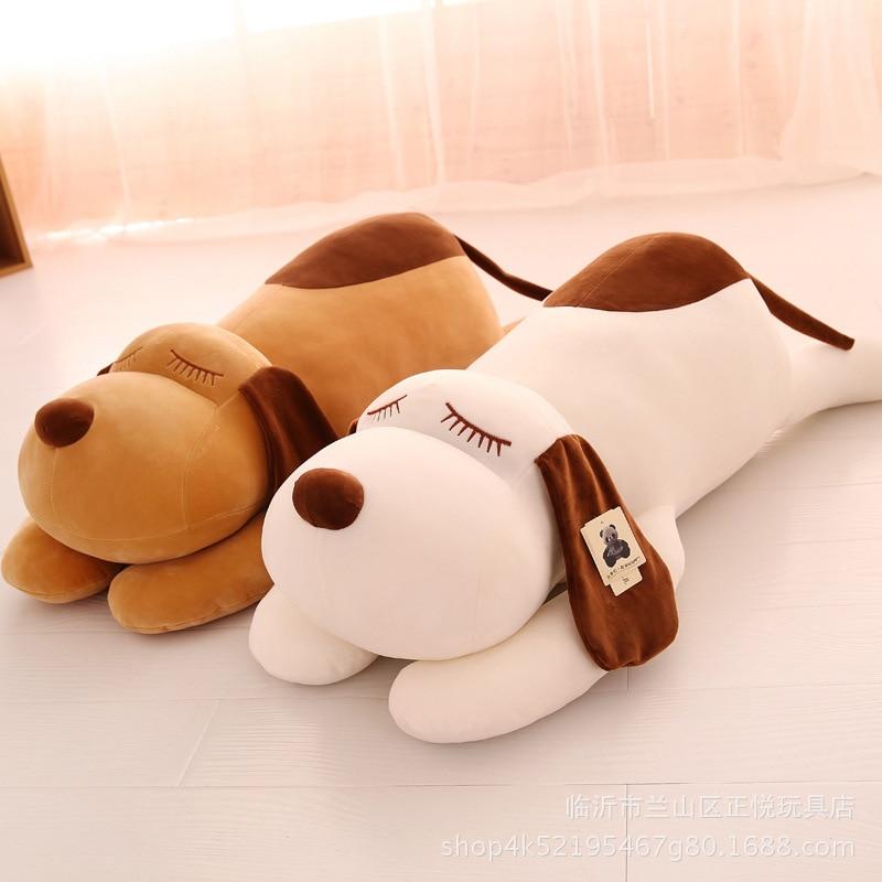 32cm Dog Cute Kawaii Animal Doll Soft Plush Toy Quality Baby Sleeping Birthday Gift Girl Child Decoration Appease Doll(China)